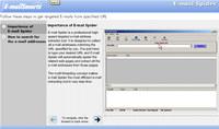 Emailsmartz Email Spider screenshot medium