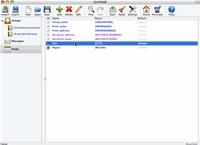 Email Marketing Courier for Mac screenshot medium