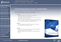 Email Marketing Software Express Standard Edition