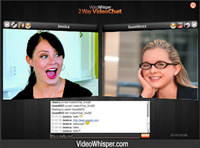 P2P 2 Way Webcam Video Chat Script