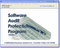 Software Audit Protection Program