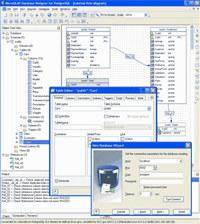 Database Designer for PostgreSQL