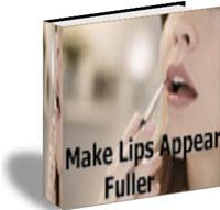 Make Lips Appear Fuller screenshot medium