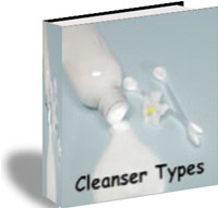 Cleanser Types