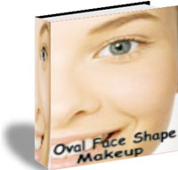 Oval Face Shape Makeup
