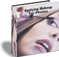 Applying Makeup For Photos
