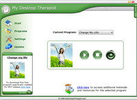 My Desktop Therapist screenshot medium