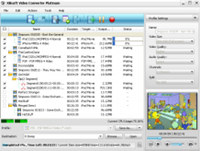 Xilisoft Video Converter screenshot medium