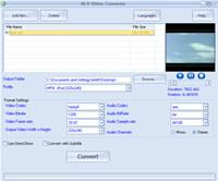 ALO Video Converter screenshot medium