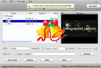 Super DVD to iPod Converter Chris Version3.4 screenshot medium