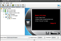 TopMXP DVD to iPod PSP Suite