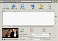 Easy MPEG/AVI/DIVX/WMV/RM to DVD