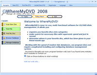 WhereMyDVD screenshot medium
