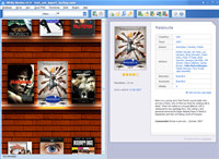 Movie Library Software screenshot medium