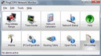 PingCOPA Network Tools
