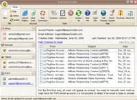 Multi Email Notifier