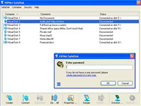 ViPNet Safe Disk screenshot medium