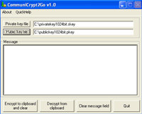 CommuniCrypt2Go