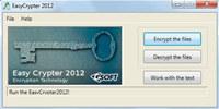 Easy Crypter 2012 screenshot medium