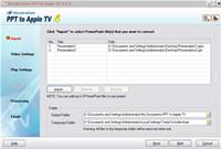 Wondershare PPT to Apple TV