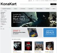 KonaKart screenshot medium