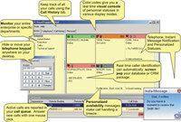 Visual Rapport Screen Pop and Call Accounting Software Integration