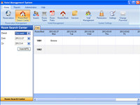 Hotel Management System screenshot medium