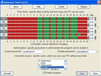 Advanced Time Control