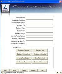 Business Planner screenshot medium
