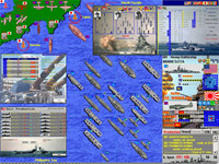 Battleship Game World War 2 screenshot medium