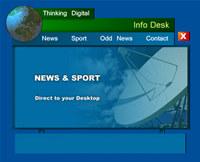 Thinking Digital Info Desk