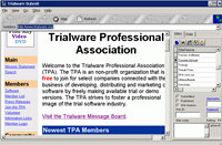 Trialware Submit