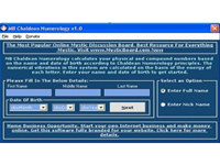 MB Chaldean Numerology screenshot medium