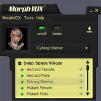 Deep Space Voices - MorphVOX Add-on
