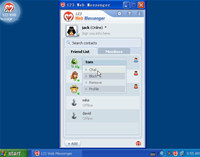 123 Web Messenger Windows Desktop Client