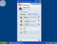 123 Web Messenger Windows Desktop Client