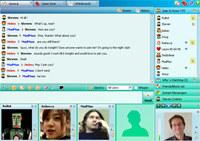 Flashcoms Community Chat screenshot medium
