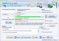 Nokia Mobile Phone Bulk SMS Software