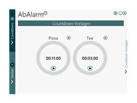 AbAlarm screenshot medium