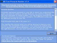 MB Pinnacle Number