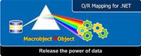 Macrobject NObject O/R Mapping Framework