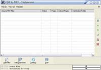 PDF to Tiff SDK/COM(5threads) Server License