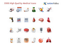 Medical Healthcare Icons screenshot medium
