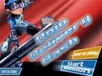 Dojo Delivery Dash