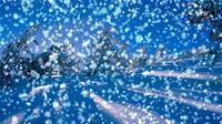 Animated Wallpaper: Snowy Desktop 3D