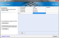 Voice2Phone Auto Dialer Pro 1 Lines screenshot medium