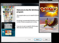 R4 3DS Emulator screenshot medium