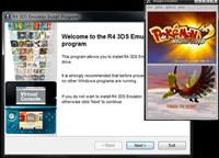 R4 3DS Emulator