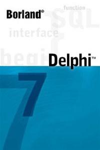 Delphi 7 Enterprise screenshot medium