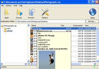 Zipeg for Windows screenshot medium